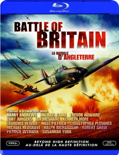Battle Of Britain, The [Blu-ray]