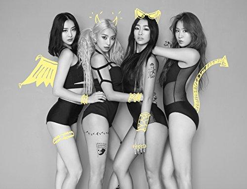SISTAR Shake It 3rd ミニアルバム (韓国盤)(デラックス特典)(ワンオンワン店限定)