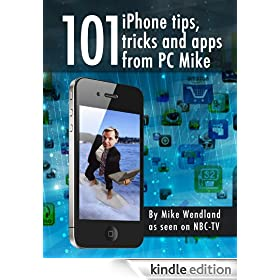 101 iPhone Tips, Tricks and Apps from PC Mike