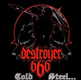 Cold Steel for an Iron Age by Destroyer 666 (2002) Audio CD