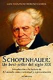 Schopenhauer: Un best-seller del siglo XIX (Spanish Edition)