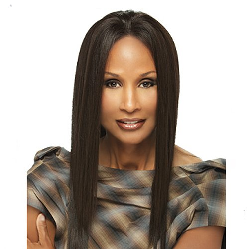 Beverly Johnson Lace Front Synthetic Wig - Javant - Color #4/27/30 front-1010927