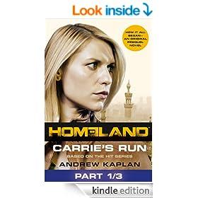 Homeland: Carrie's Run [Prequel Book] Part 1 of 3