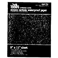 Ali Ind. 330108 Waterproof Silicon Carbide Sandpaper