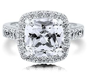 1.65 Ct Brilliant Cushion Cut Diamond Engagement Ring on 14k Solid White or Yellow Gold GIA Certified from F 26 D