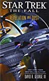 img - for Star Trek: The Fall: Revelation and Dust (Star Trek: The Next Generation) book / textbook / text book