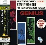 echange, troc Stevie Wonder - Recorded Live: The 12 Year Old Genius