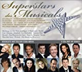 echange, troc Superstars Des Musicals - Superstars Des Musicals