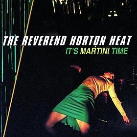 Titelbild des Gesangs Big Red Rocket Of Love von Reverend Horton Heat