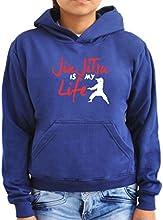 Jiu Jitsu is my life Women Hoodie