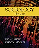 img - for Sociology: The Core book / textbook / text book