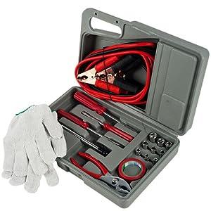 Kit para Emergencias Tank Technology 75-13503 para carros, 30 piezas