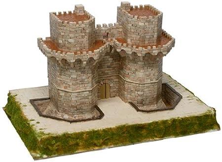 Maquette en céramique - Torres de Serrano, Valence, Espagne