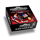 Sega Megadrive Handheld with 18 games built-in : Streets Of Rage - Special Editionby Blaze