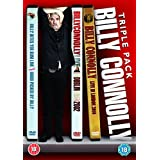 Billy Connolly Triple Pack [Billy Connolly Live In London 2010 / Billy Bites Yer Bum Live/Handpicked by Billy / Billy Connolly Live - Dublin 2002] [DVD]by Billy Connolly