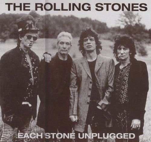 The Rolling Stones - Each Stone Unplugged - Zortam Music