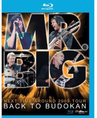 Blu-ray : Mr. Big - Back to Budokan (Blu-ray)