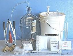5 Gallon Fruit Wine Making Kit