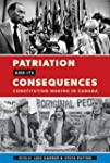 Patriation and Its Consequences: Cons...