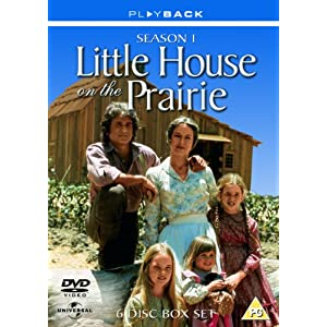 Little House On The Prairie - Series 1 - Import Zone 2 UK (anglais uniqueme