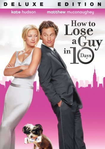 Cover art for  How to Lose a Guy in 10 Days