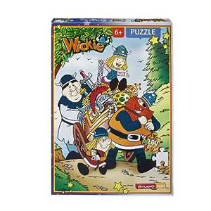 Studio 100 - MEVVDE000030 - Wickie : Puzzle 100 Teile