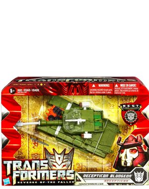 Transformers  Voyager - DECEPTION BLUDGEON (Transformers Tank compare prices)