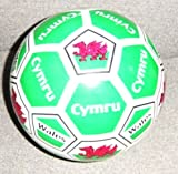 Inflatable Wales Welsh Cymru PVC Plastic Football Play Beach Ball Kid Boy Girl Party Child Pool Birthday Garden Summer Fun 23cm