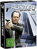 Hunter - Gnadenlose Jagd (Staffel 1.2 auf 3 DVDs im Digipack mit Schuber plus Episodenguide)