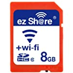 Ez Share Wifi Sd Memory Card 8 GB Cla...