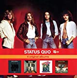 Hello / On The Level / Piledriver / Quo (Coffret 4 CD)