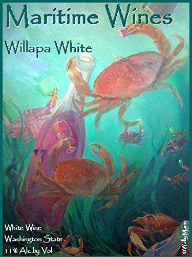 "Nv Westport Winery ""Willapa White"" Pinot Gris & Riesling Blend (Benefits Wefish) 750 Ml"