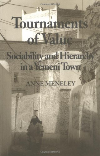 Tournaments of Value: Sociability and Hierarchy in a...