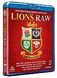 The British & Irish Lions 2013: Lions Raw (behind the scenes documentary) Blu Ray [Blu-ray]