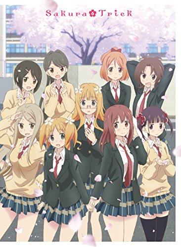桜Trick 6 [初回特典:原作タチ描き下ろしスペシャルコミック(3)] [Blu-ray]