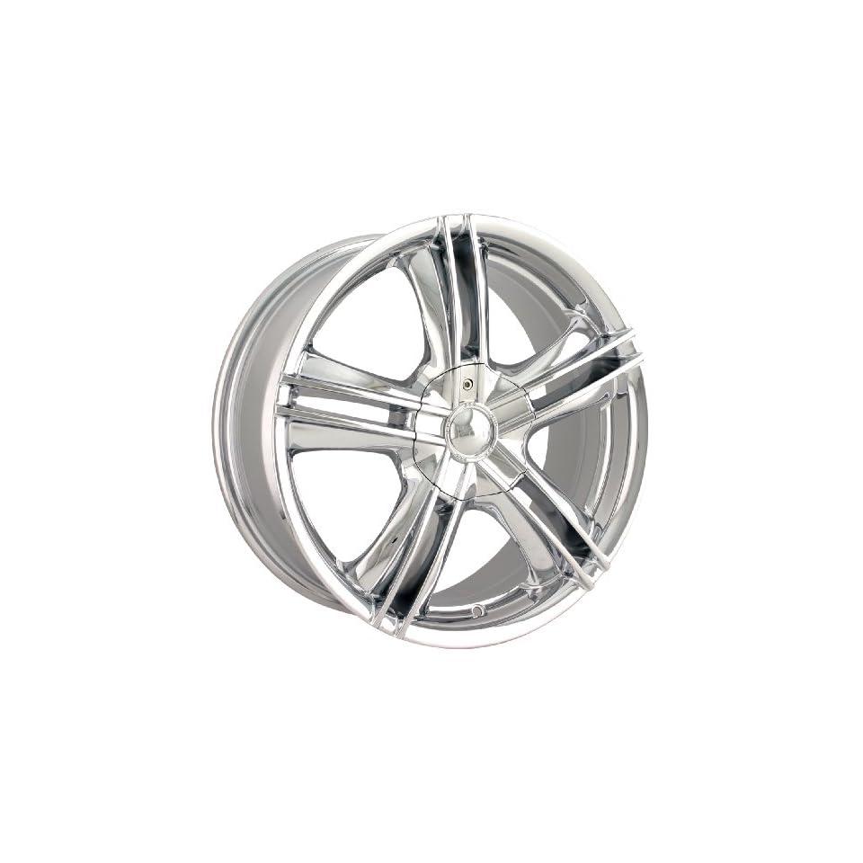 Ion Alloy 161 Chrome Wheel (18x7.5)