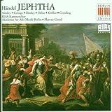 Haendel : Jephtha