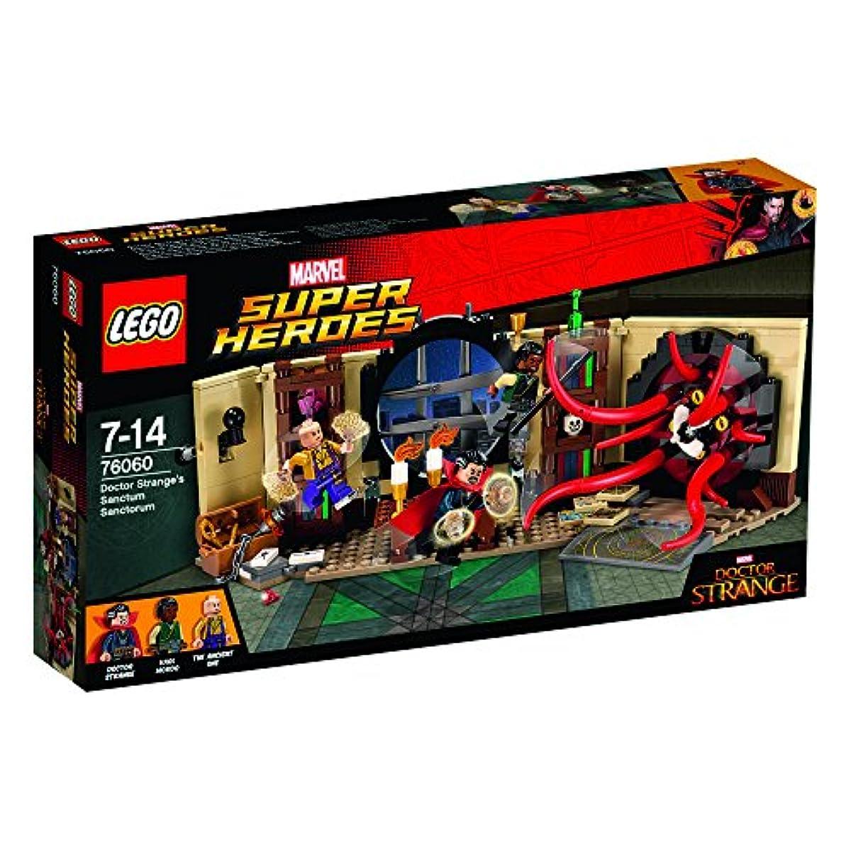 [해외] 레고 (LEGO) 슈퍼히어로즈 닥터스트 레인지가 신성한 저택 76060-76060 (2016-08-05)