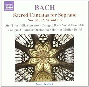 Soprano Cantatas for Soprano: