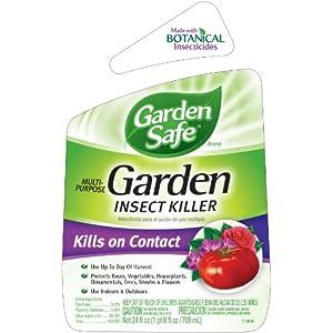 Garden Safe Multi Purpose Garden Insect Killer 24 Ounce Ready To Use Spray 93078