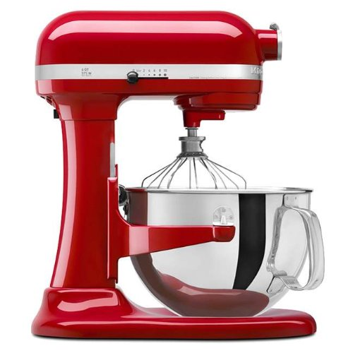 Kitchenaid 6000 HD STAND MIXER 6 qt (updated version of r-kp26m1xer 600 series) BIG Super Capacity Empire RED Professional Large Updated r-ksm6573er. Big SALE
