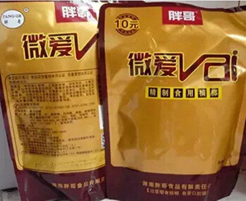 Helen Ou@ Hunan Xiangtan Specialty:pangge V Love