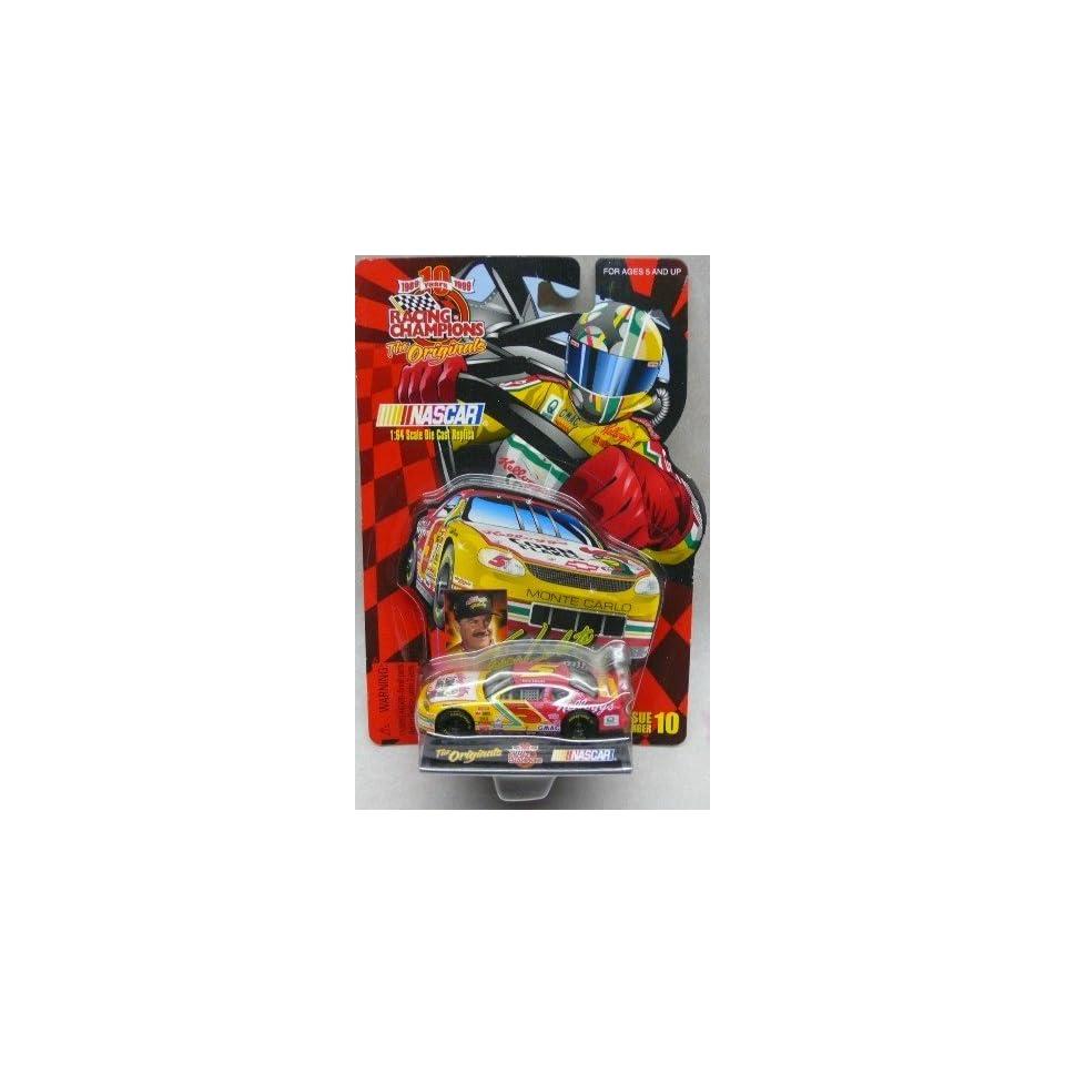 1999   Racing Champions   NASCAR   The Originals   Terry Labonte   No. 5   Kelloggs Chevy Monte Carlo   164 Scale Die Cast Collectible