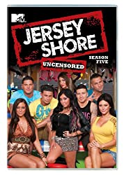 Jersey Shore - Season 5 [DVD]