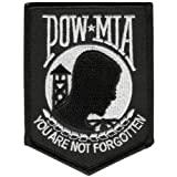 Hot Leathers Pow Mia Patch (2.5