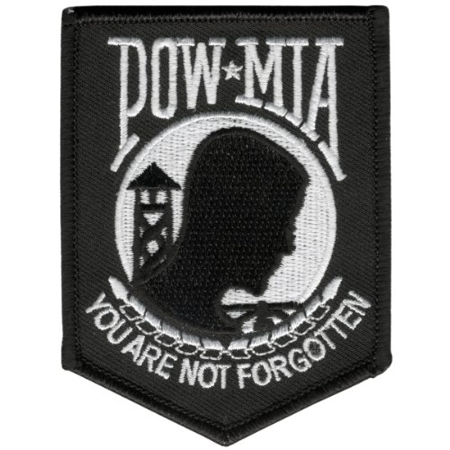 Hot Leathers Pow Mia Patch (3