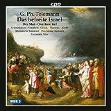 Telemann - Das befreite Israel / Hermann Max