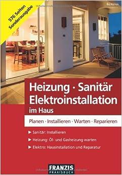 heizung sanit r elektroinstallation im haus planen. Black Bedroom Furniture Sets. Home Design Ideas