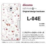 docomo Optimus G Pro L-04E ケース Optimus G Pro L-04E カバー ケース・ジャケット【うさぎ和柄/l04e-M746】