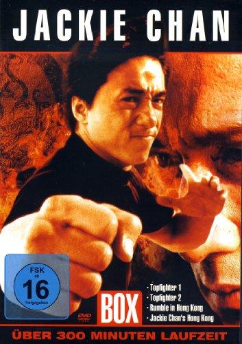Jackie Chan - Box (4 Filme)